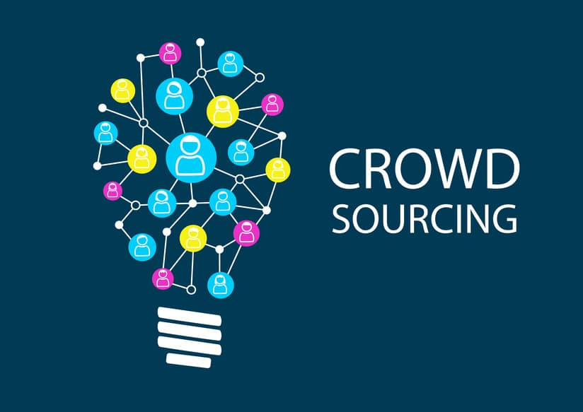 Crowdsourcing Logo